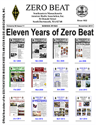 Zero Beat front page image