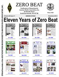 Zero Beat front page image